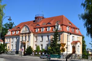 Starostwo Powiatowe w Drawsku Pomorskim, Plac Elizy Orzeszkowej 3